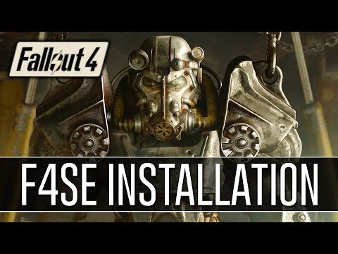 How to Install F4SE for Fallout 4 (2018) - Script Extender v0.6.6