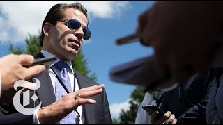 President Trump Fires Anthony Scaramucci After 10 Days | The New York Times
