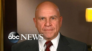 One-on-One with White House National Security Advisor Lt. Gen. H. R. McMaster thumbnail