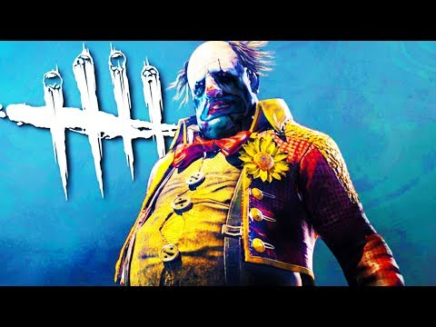 CLOWNING THE CLOWN! - Dead by Daylight with The Crew!