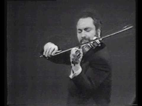 Serge Blanc plays Saint Saëns: Introduction et Rondo Capriccioso