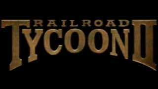 Classic PS1 Game Railroad Tycoon II on PS3 in HD 720p