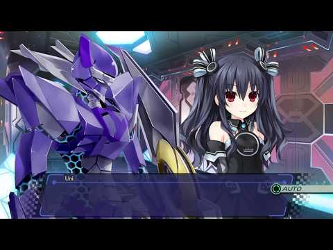 Megadimension Neptunia VIIR CPU Candidates vs Steamax |