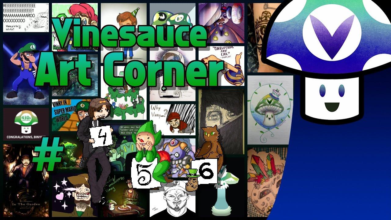 Download [Vinebooru] Vinny - Vinesauce Art Corner (part 456)