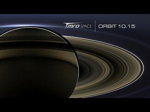 TMRO:Space - Cassini's Grand Finale - Orbit 10.15