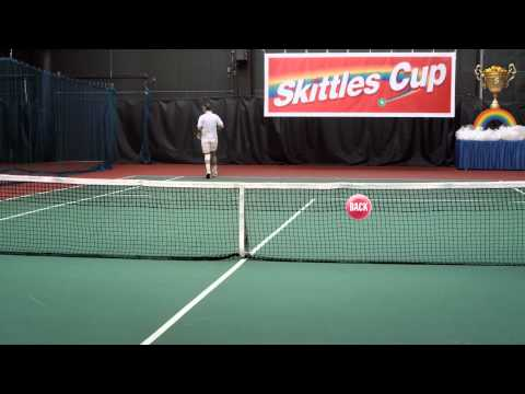 Skittles Touch: Zombie Tennis