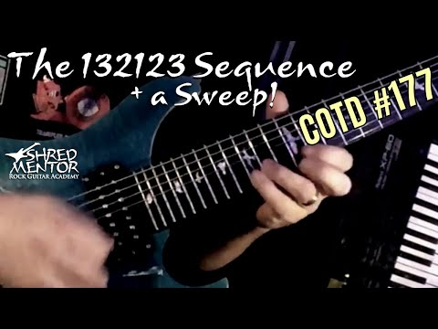 The 132123 Sequence + a Sweep | Challenge of the Day #177