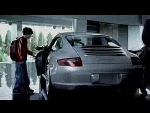 Porsche 911 Commercial (997)