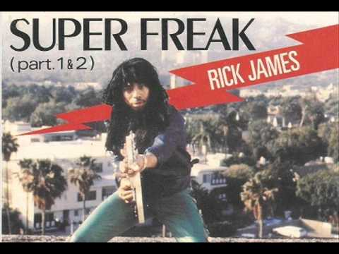 Rick James vs MC Hammer - Can't Touch This Super Freak