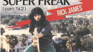 Rick James vs MC Hammer - Can