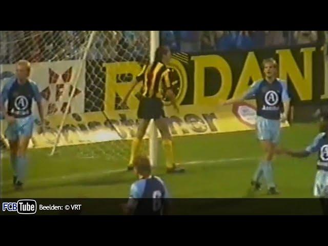 1988-1989 - Jupiler Pro League - 07. Lierse SK - Club Brugge 0-3