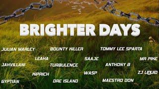Tommy Lee Sparta Ft Bounty Killa & Jahvillani - Brighter Day | Official Audio | 2021
