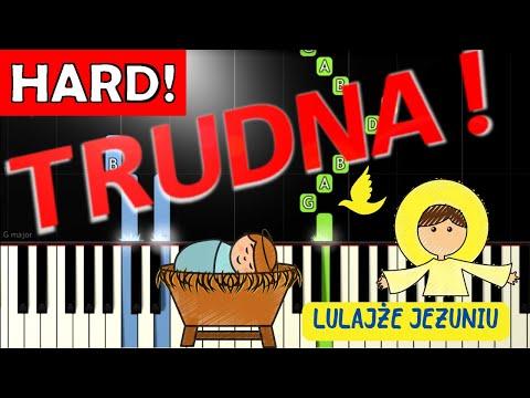🎹 Lulajże Jezuniu - Piano Tutorial (TRUDNA! wersja) 🎹