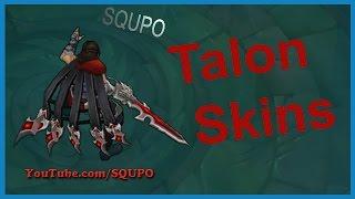 All Talon Skins (League of Legends)