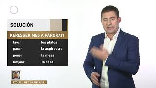 Szólalj meg! – spanyolul, 2017. június 14.