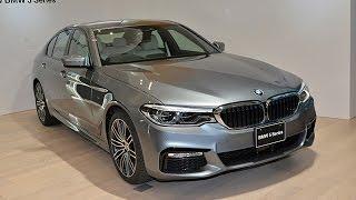 BMW、新型「5シリーズ」発売=7年ぶり全面刷新、装備も充実