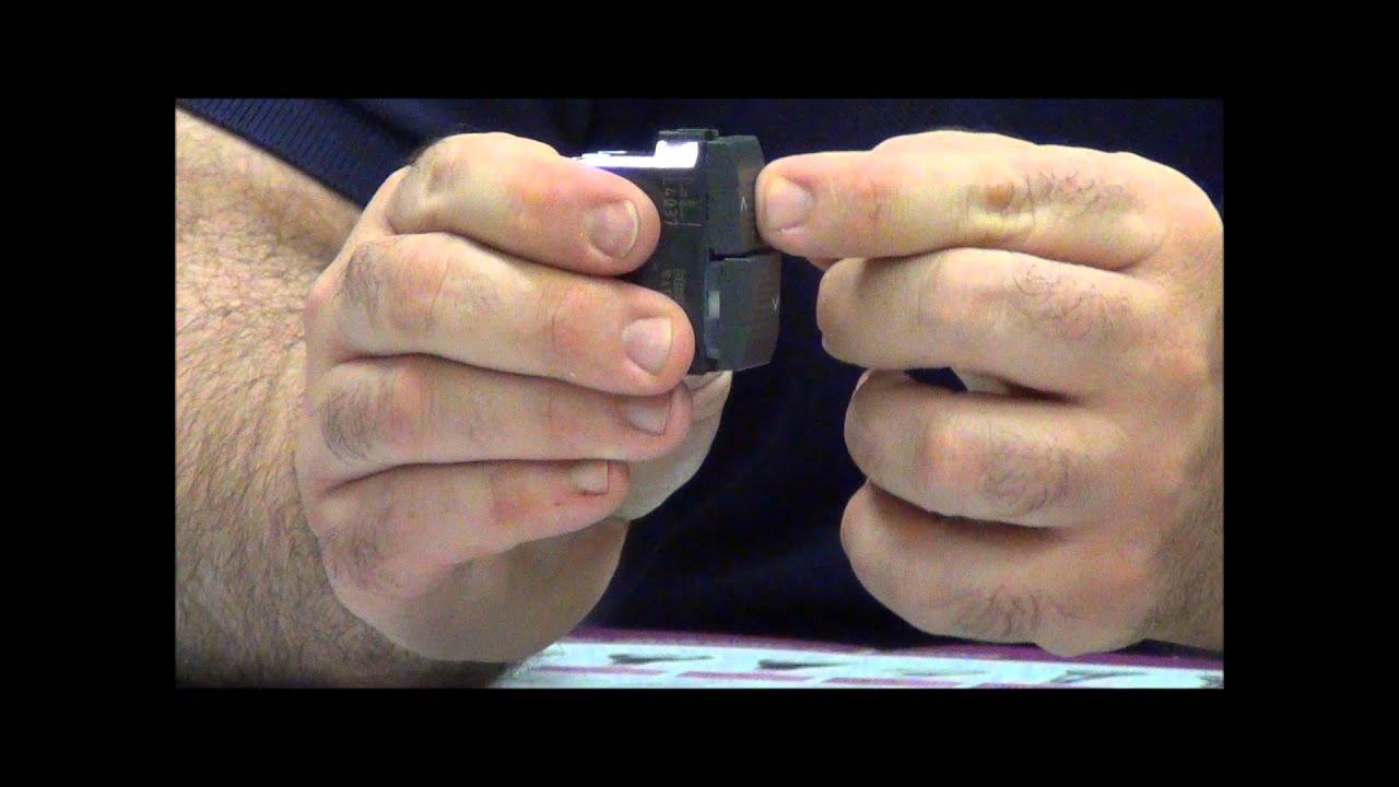 Differenza tra saliscendi interbloccato e non interbloccato Pillola N.12 di Materiale Elettrico