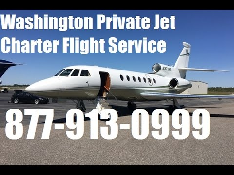 Private Jet Air Charter Flight Service From Or To Seattle Spokane Tacoma V