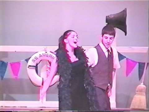 Footlights Anything Goes   2000
