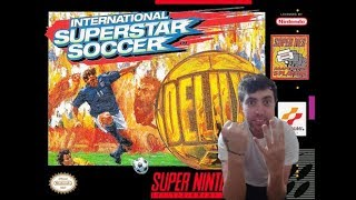 International Super star Soccer Deluxe ( Jogos nostalgia )