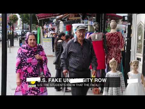 US Fake University Row: India protests after students arrested Mp3
