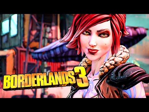 Borderlands 3 – Official Gameplay Reveal Trailer