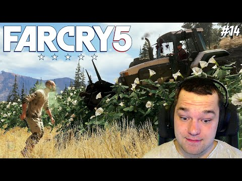 I got a new lawn mower in Far Cry 5 Let's Play Gameplay Part 14 |