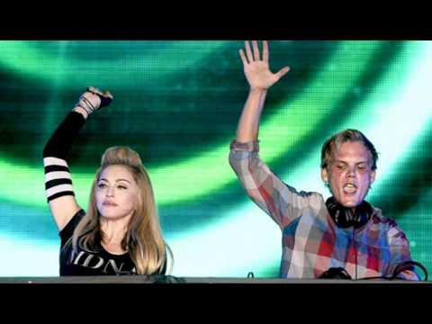 Madonna - Girl Gone Wild (Avicii Remix)