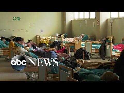 Coronavirus cases in Italy continue to soar