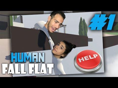 ΤΟ ΠΙΟ ΔΙΑΣΚΕΔΑΣΤΙΚΟ ΠΑΙΧΝΙΔΙ ft Konstantina | Human Fall Flat #1