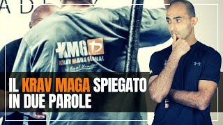 Gambar cover Krav Maga spiegato in due parole