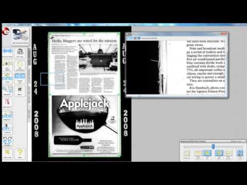 ScanPro Microfilm Scanner