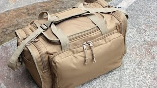 Osage River Range Gear Bag: Lots of Space, Low Price