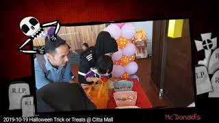 [2019-10-19] Citta Mall - Halloween Tricks & Treats