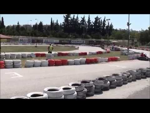 F1 Fans Kart Challenge Athens Race7 Group 2
