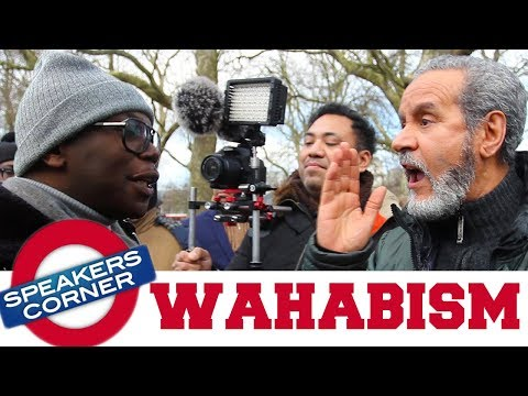 Shocking Truth About Wahabism Unearthed | Gary vs Muslims | Speakers Corner