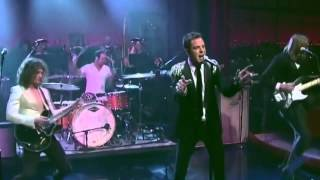 THE KILLERS-A DUSTLAND FAIRYTALE (mix of performances on Letterman and Abbey Road)