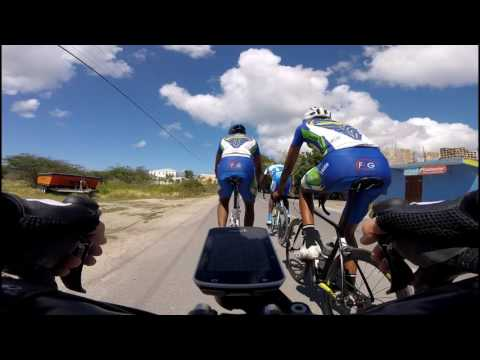 anguilla start of elite and juniors.