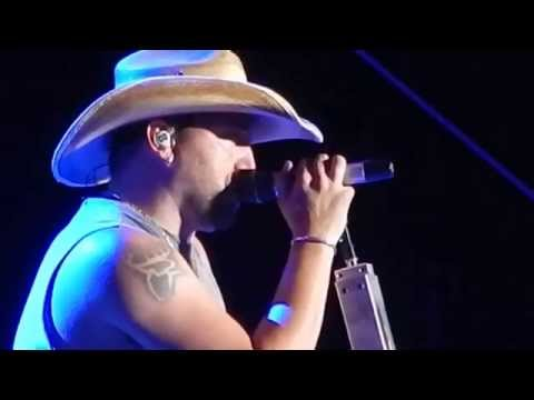 Jason Aldean-Burning It Down (New Song)