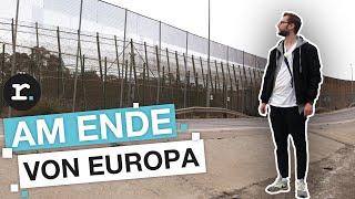 Streng bewacht: Der EU-Grenzzaun in Afrika
