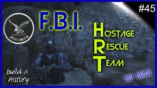 FBI, Hostage Rescue Team (HRT) Brief history/Build