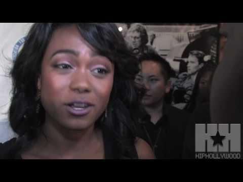 Tatyana Talks Janet Hubert  HipHollywood.com