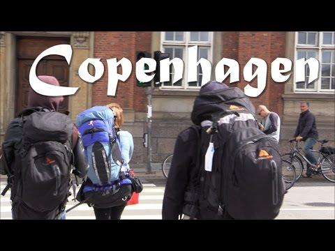 Travel Vlog: Copenhagen Denmark