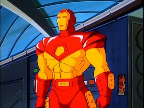 Iron Man TAS - Sigla (Stagione 1) + Link Episodi