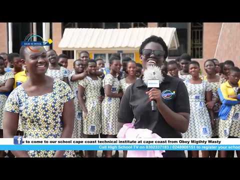Accra Wesley Girls full Video - High School TV
