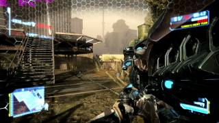 Crysis 3 HD PC Multiplayer gameplay - Team Deathmatch - Heavy Weapon Pro 3