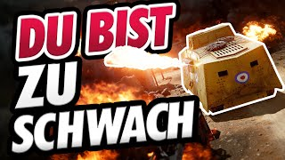 Größtes Battlefield 1 Problem: Die Panzer sind zu Stark - Du bist zu SCHWACH!