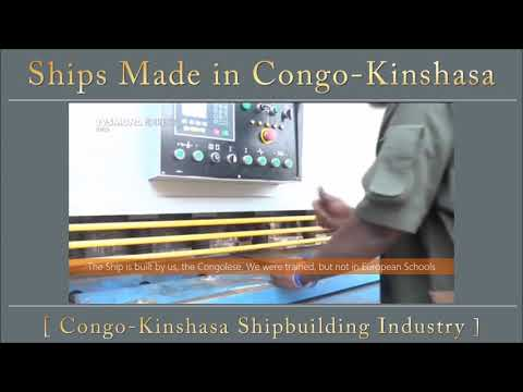 Africans in the Shipbuilding Industry - [Part 1]