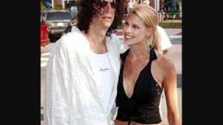 Howard talking about Rebecca Romijn & Beth dancing topless with him & John Stamos Pt 1