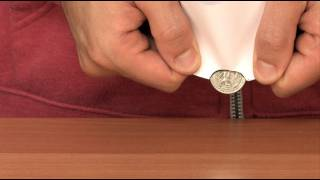 Coin Through Index Card Magic - Sick Science! #053